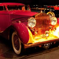 Rolls-Royce Phantom III Sedanca Saloon