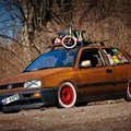 Volkswagen Golf III Rat Look