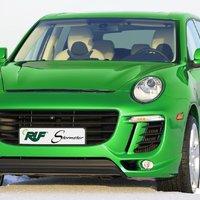 Porsche Cayenne Stormster by RUF