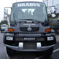Unimog U500 Brabus Black Edition
