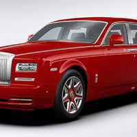 Rolls-Royce Phantom LWB for Louis XIII Hotel Macau