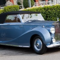 Rolls-Royce Silver Wraith Drophead Coupe by Franay de Levallois Perret