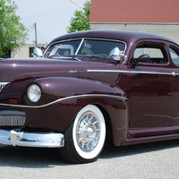 Ford Coupe Custom (1941)