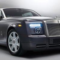 Rolls-Royce Phantom Coupe (csillagfényes tetőkárpittal)