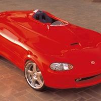 Mazda MX-5 Miata Monoposto