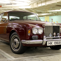 Rolls-Royce Corniche Coupe by Mulliner Park Ward