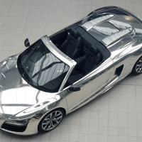 Audi R8 V10 quattro Spyder (króm)