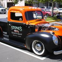 Ford Custom Pick-up