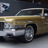 Cadillac Eldorado Coupe de Ville