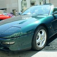 Ferrari 456 Venice Convertible
