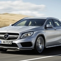 Breaking news: Mercedes-Benz GLA 45 AMG - UPDATE