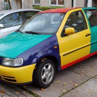 Volkswagen Polo Harlekin 1.4 CL