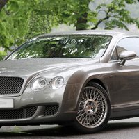 Bentley Continental Shooting Break