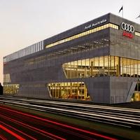 Kitekintő: a világ legszebb márkakereskedései - Audi Lighthouse Terminal Sydney