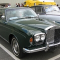 Rolls-Royce Silver Shadow Two Door Saloon by Mulliner Park Ward