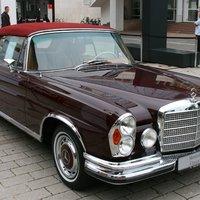 Mercedes-Benz 280 SE 3,5 Cabriolet (W111)