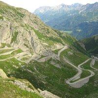 Kitekintő: a legszebb alpesi hágók - Gotthardpass (2.108 m)