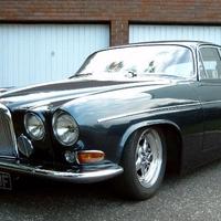 Jaguar Mk X ProStreet