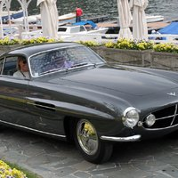 Fiat 8V Supersonic Coupe by Ghia