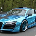 Audi R8 V10 GT-X650 by XXX-Performance