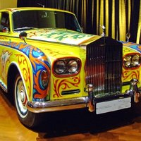 Rolls-Royce Phantom V by John Lennon