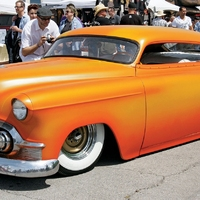 Chevrolet Custom by Alex Gambino