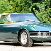 Ferrari 330 GT Shooting Brake by Vignale