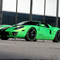 Ford GT GeigerCars HP 790
