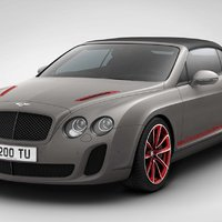 Bentley Continental GT Supersports Convertible