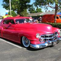 Cadillac 1947 Lead Sled