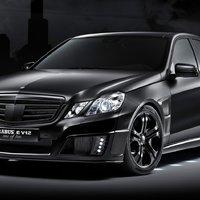 Mercedes-Benz Brabus E V12