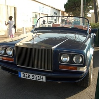 Rolls-Royce Camargue Sbarro Hunting Car