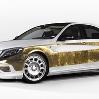 Mercedes-Benz S500 CS5 Versailles by Carlsson
