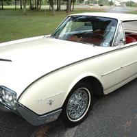 Ford Thunderbird Convertible 1962