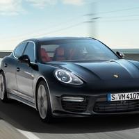 Breaking news: Porsche Panamera 2013 - ELSŐ HIVATALOS FOTÓK!