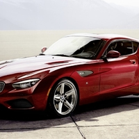 BMW Coupe by Zagato