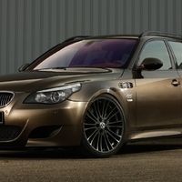 BMW M5 (E61) Touring Hurricane RS by G-Power
