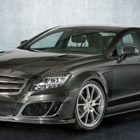 Mercedes-Benz CLS 63 AMG Wide Body by Mansory