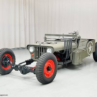 Willy's Jeep CJ2 Rat Rod