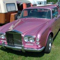 Rolls-Royce Silver Shadow (pink)