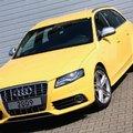 Audi S4 Avant (Imolagelb)