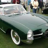 Nash-Rambler Palm Beach Coupe by Pininfarina