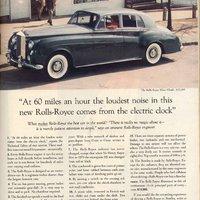 Kitekintő: a legjobb autós reklámok - Rolls-Royce