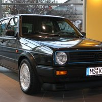 VW Golf Limited
