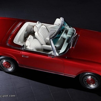 Mercedes-Benz 280 SL Pagode by Overdrive
