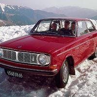Volvo 142 S De Luxe Coupe