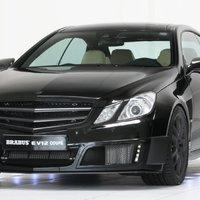 Mercedes-Benz Brabus E V12 Coupe