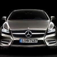 Breaking news: Mercedes-Benz (C218) CLS - AZ ELSŐ SAJTÓFOTÓK!