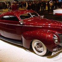 Mercury Club Coupe Chop Head