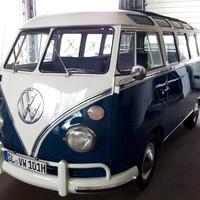 Volkswagen Transporter T1 Sambabus (21-ablakos)